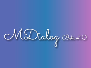 MDialog 对话框组件